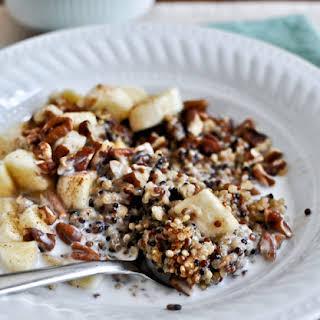 Quinoa With Coconut Milk Recipes.