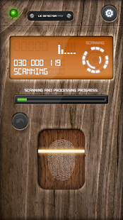 Fingerprint Lie Detector Free - screenshot thumbnail