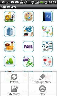 Hate Or Love- screenshot thumbnail