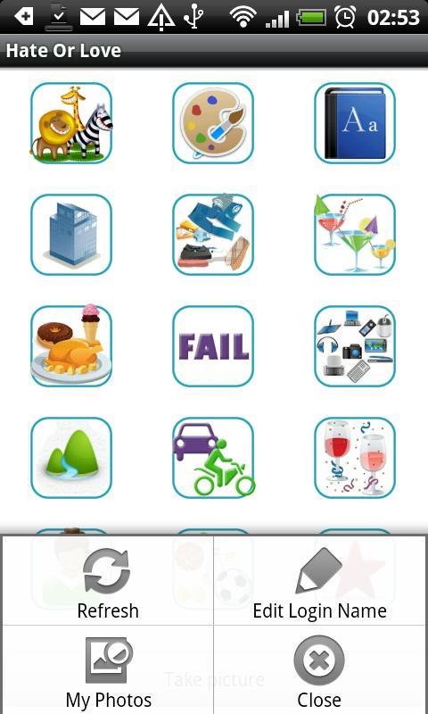 Hate Or Love- screenshot