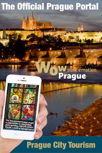 Official Prague Portal- screenshot thumbnail