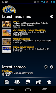 KentStateSports.com- screenshot thumbnail