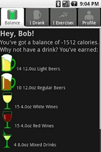 BeerGut Fitness - screenshot thumbnail