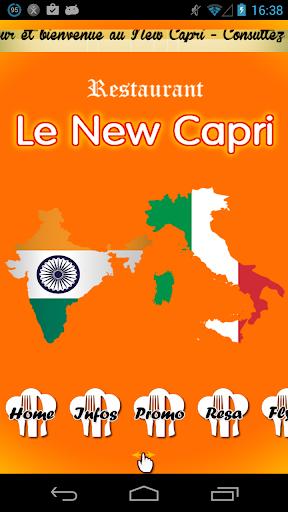 Restaurant New Capri
