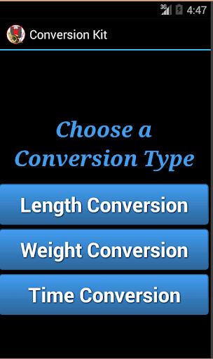 Conversion Kit
