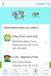 Child Care Finder- screenshot thumbnail