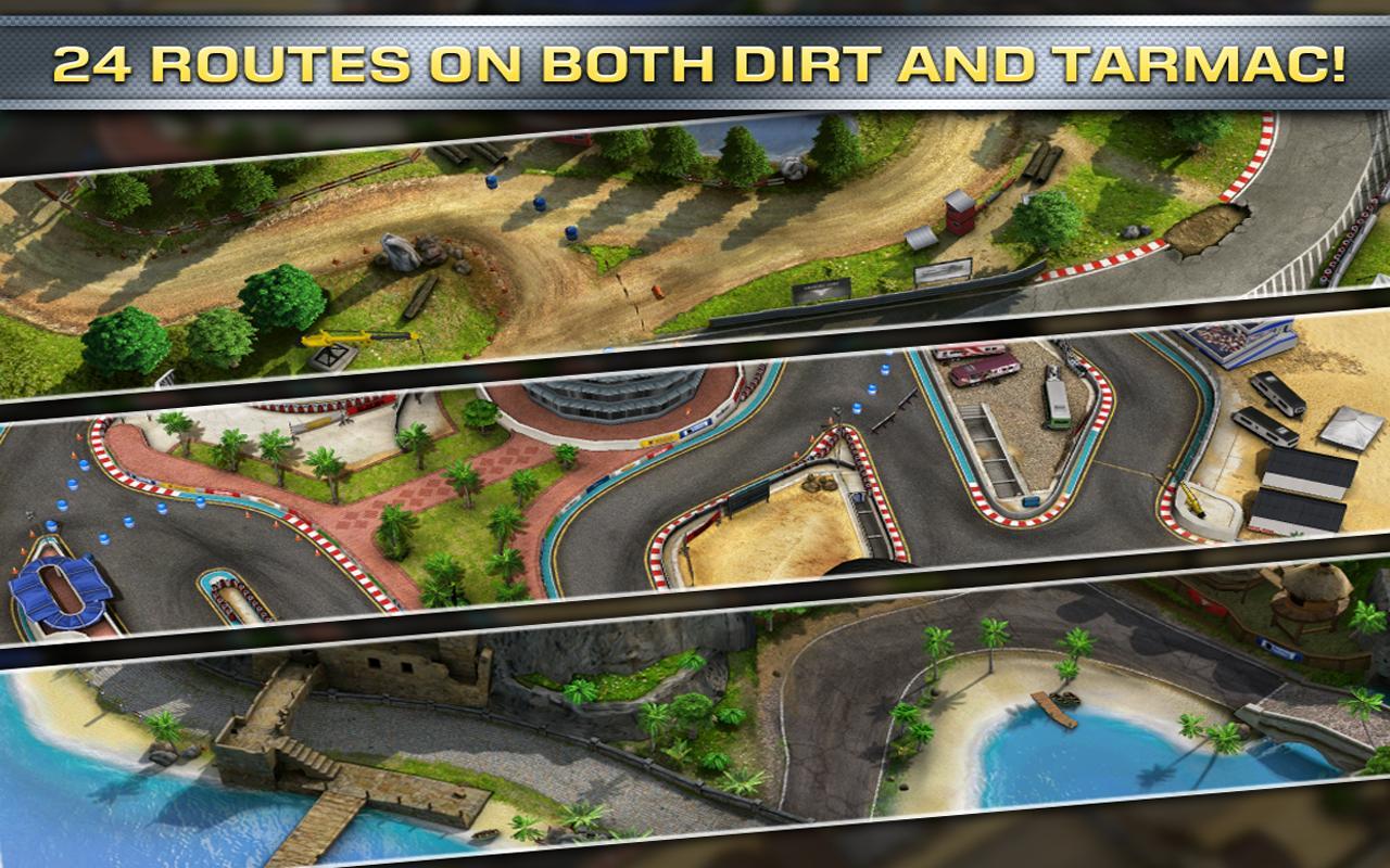 Reckless Racing 2 screenshot #5