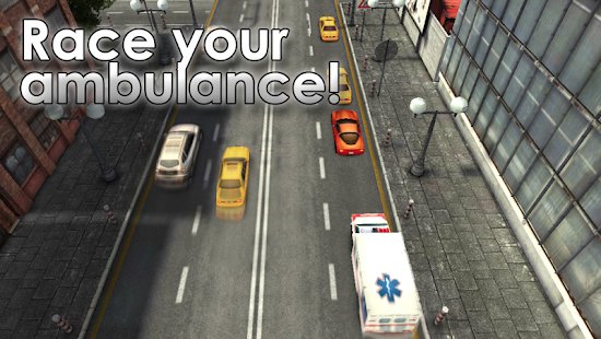 911 Ambulance Joyride Racing- screenshot thumbnail