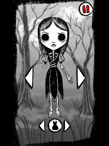 Creepy Girl Dress Up