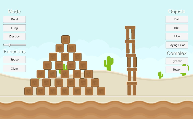 how to create a sandbox game
