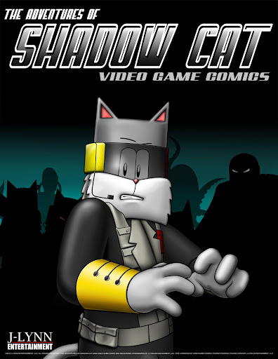 The Adventures of Shadow Cat