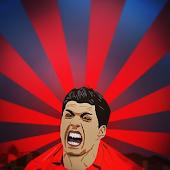 Snapping Suarez