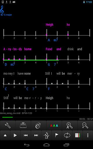 MIDI Voyager Pro  screenshots 20