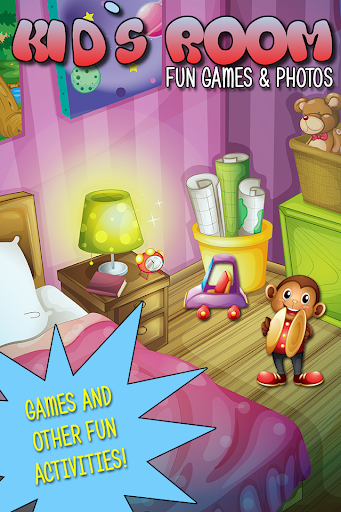 Kids Room Fun Games and Photos