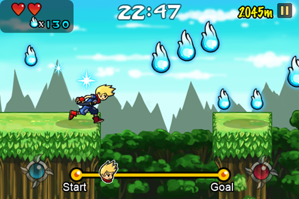 Mask Of Ninja- screenshot