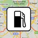 Gasto de gasolina en viajes logo