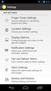 My Prayer for Android device