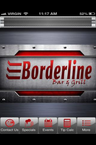 Borderline - screenshot