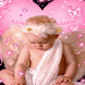 Cute Angel Baby LWP 1