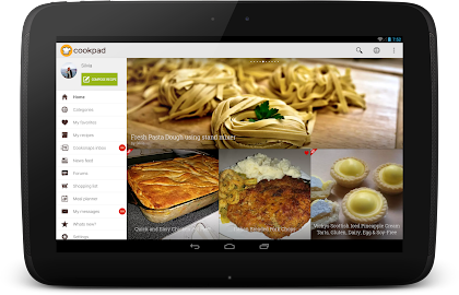 Cookpad Recipes Screenshot 1