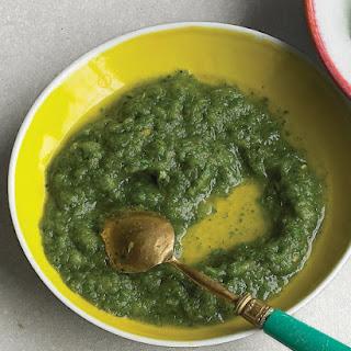 Yellow-Tomato Salsa Verde