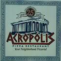 Acropolis Pizza logo