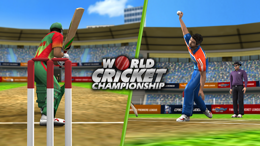World Cricket Championship  Lt  captures d'écran 1