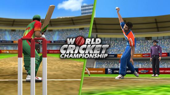Screenshots of World Cricket Championship  Lt for iPhone