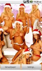 Santa Snow The Free Outdoors Nude Beach S
