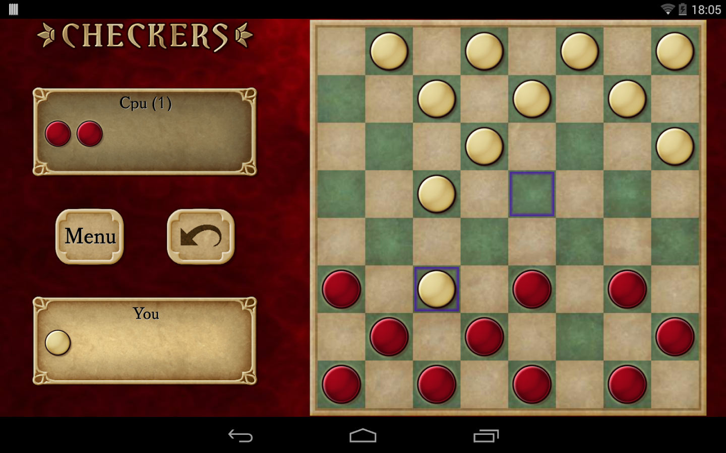 Checkers Free- screenshot