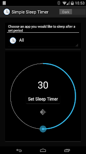 Super Simple Sleep Timer- screenshot thumbnail