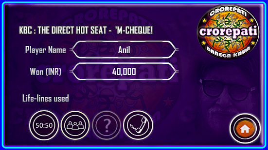 Game Play KBC Quiz 10 2018 APK for Windows Phone