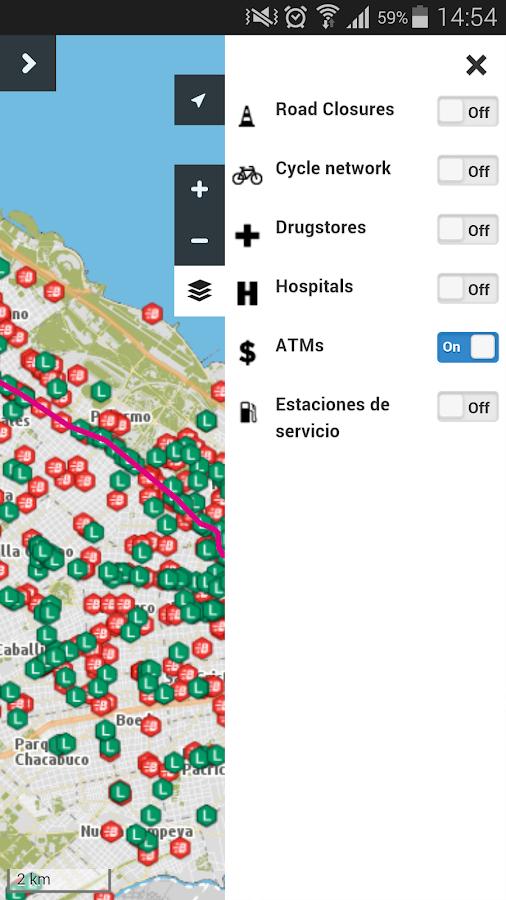 BA Cómo Llego - screenshot