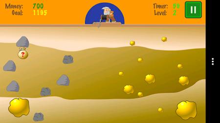 Gold Miner Classic - XMas 2015 1.0.6 screenshot 281289