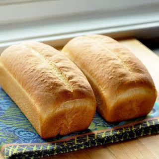 Basic White Sandwich Bread.