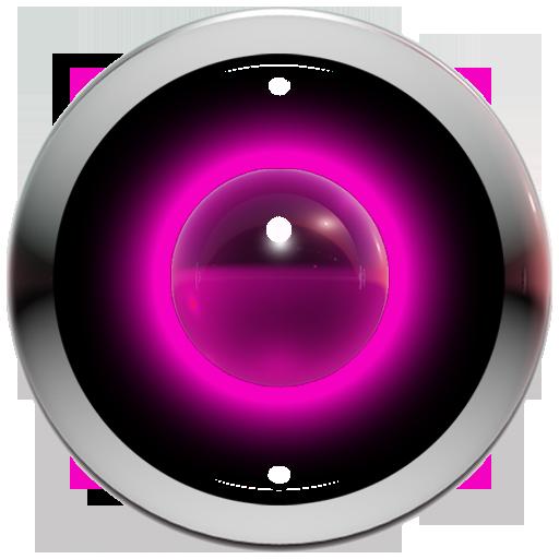 poweramp skin pink 3d