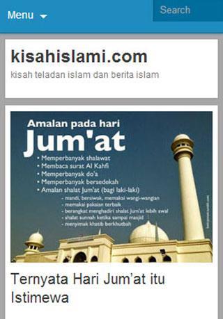 免費新聞app Kisah Islami 線上玩app不花錢 硬是要app