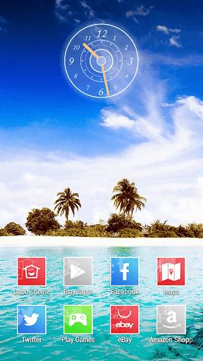 陽光海灘島主題