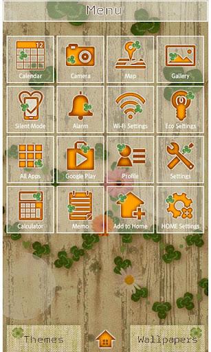 Wish Upon Clovers Wallpaper 1.3 Windows u7528 2
