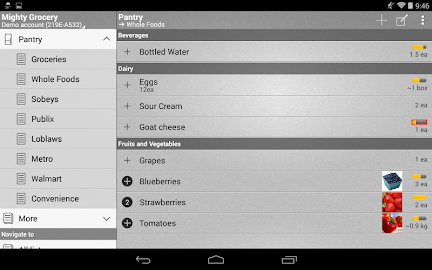 Mighty Grocery Shopping List Screenshot 17