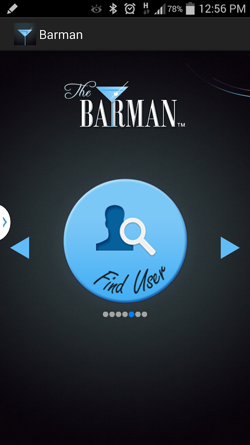 The Barman- screenshot
