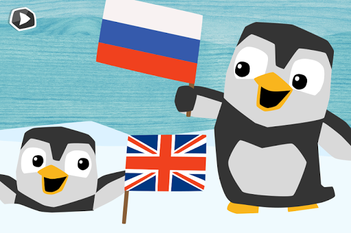 LinguPinguin - English Russian