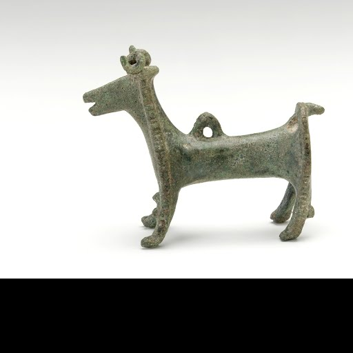 Pendant in the shape of a goat — Google Arts & Culture