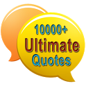 10000+ Ultimate Quotes icon