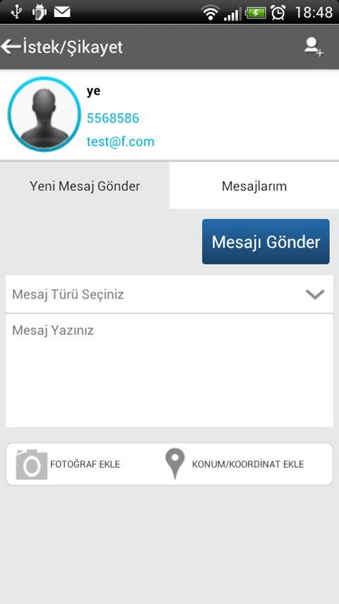 Sarıyer Belediyesi- screenshot