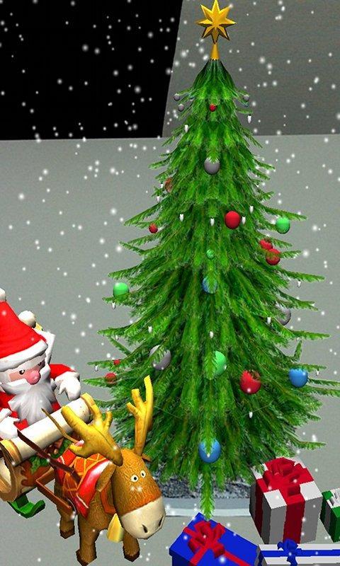 Christmas on your desk AR- screenshot