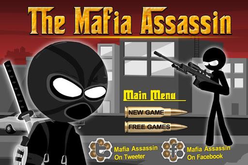 The Mafia Assassin