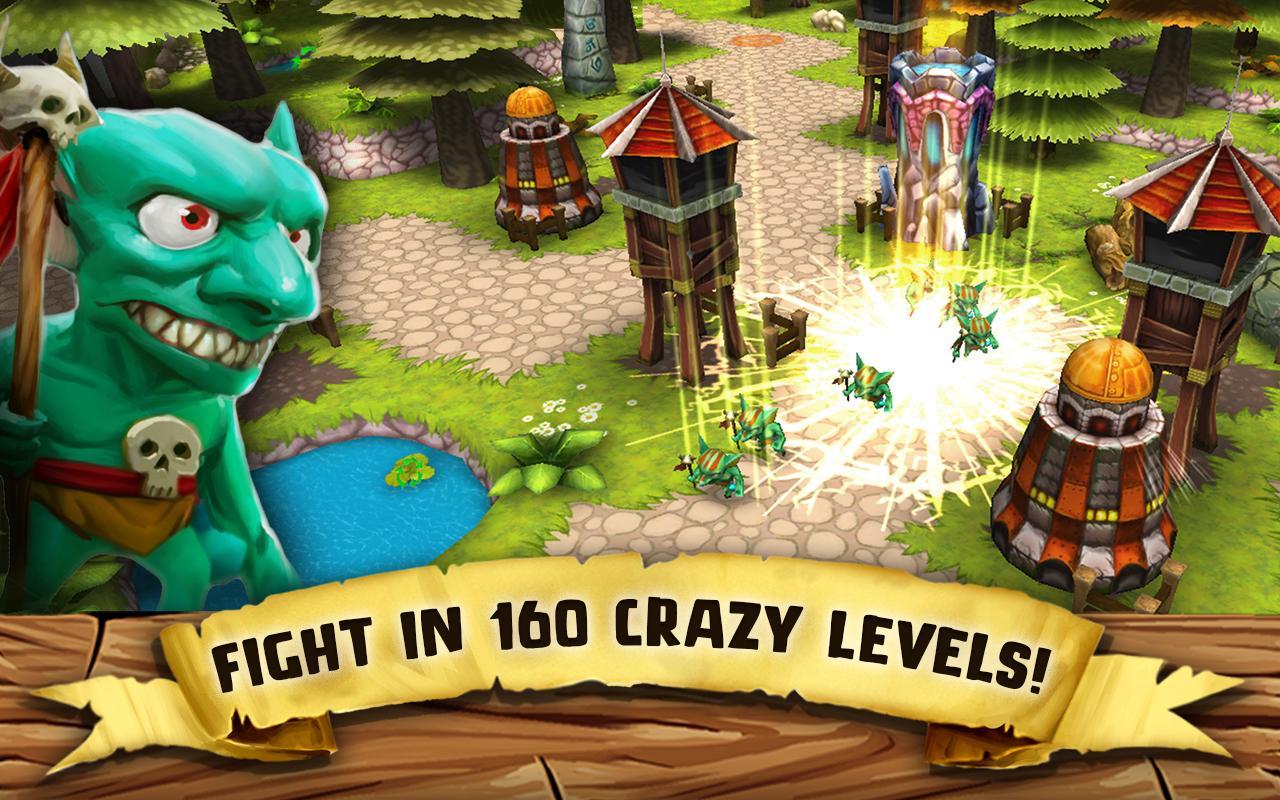 Incoming! Goblins Attack TD - screenshot