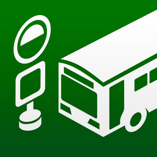 交通运输のバスNAVITIME -時刻表・乗り換え・路線バス・高速バス LOGO-HotApp4Game