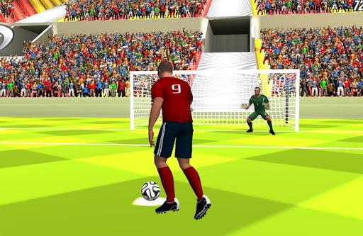 PK戦の3D|玩角色扮演App免費|玩APPs